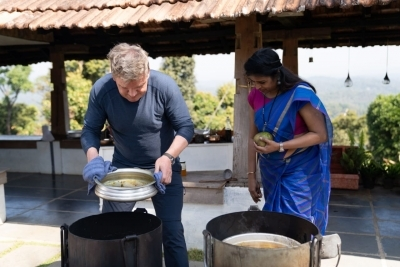 Gordon Ramsay: I would love to open my restaurant in India.