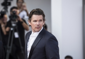 Ethan Hawke: Life is like building a spider web